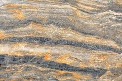 Priorità bassa di struttura della roccia del metallo Fotografia Stock Libera da Diritti