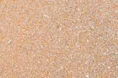 Priorità bassa di struttura della sabbia Immagine Stock Libera da Diritti