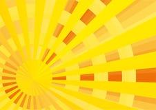 Priorità bassa di Sun Immagini Stock Libere da Diritti