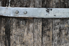 Priorità bassa di superficie di legno organica strutturata Fotografie Stock