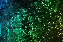 Priorità bassa di tecnologia di alta tecnologia immagini stock libere da diritti