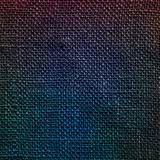 Priorità bassa di tela progettata del tessuto fotografia stock libera da diritti