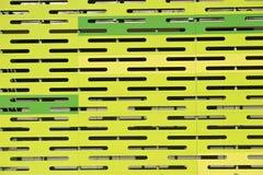 Priorità bassa di verde giallo Fotografie Stock Libere da Diritti