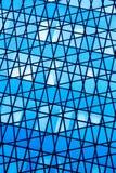 Priorità bassa di vetro astratta Immagine Stock Libera da Diritti