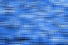 Priorità bassa di vetro d'ardore blu. Immagini Stock Libere da Diritti
