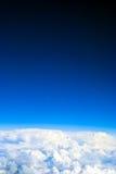 Priorità bassa di vista del cielo immagini stock