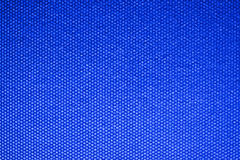Priorità bassa elettronica dell'azzurro LED fotografia stock libera da diritti