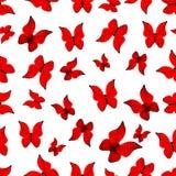 Priorità bassa, farfalle Immagini Stock
