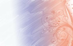 Priorità bassa floreale Invito, nozze, modello decorativo delle carte di carta Spazio del confine o della struttura e della copia Fotografia Stock Libera da Diritti