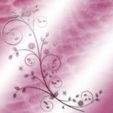 Priorità bassa floreale Invito, nozze, modello decorativo delle carte di carta Struttura Immagini Stock