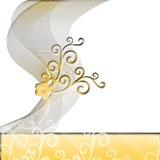 Priorità bassa floreale Invito, nozze, modello decorativo delle carte di carta Struttura Fotografia Stock Libera da Diritti