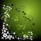 Priorità bassa floreale, vettore royalty illustrazione gratis