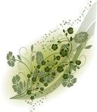 Priorità bassa floreale - vettore illustrazione vettoriale