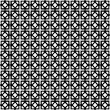 Priorità bassa geometrica in bianco e nero Fotografie Stock