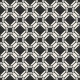 Priorità bassa geometrica senza giunte illustrazione astratta di vettore Disegno grafico semplice Modello per stampaggio di tessu illustrazione vettoriale