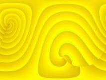 Priorità bassa gialla illustrazione vettoriale