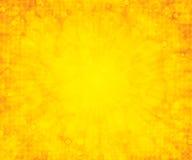 Priorità bassa gialla di estate Immagini Stock Libere da Diritti