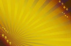 Priorità bassa gialla strutturale Fotografia Stock Libera da Diritti