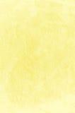 Priorità bassa giallo-chiaro Fotografie Stock