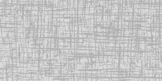 Priorità bassa grigia astratta Struttura senza cuciture grigia di lerciume Reticolo senza giunte illustrazione vettoriale