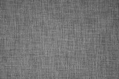 Priorità bassa grigia del tessuto Fotografia Stock Libera da Diritti