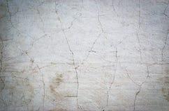 Priorità bassa grigia della parete dell'intonaco Fotografia Stock
