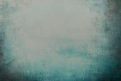 Priorità bassa grungy blu Fotografia Stock