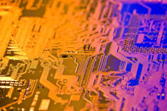 Priorità bassa high-technology immagine stock libera da diritti