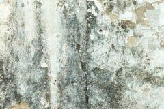 Priorità bassa incrinata della parete di pietra Immagini Stock