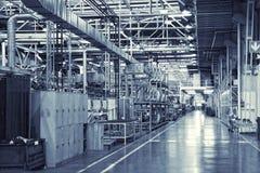 Priorità bassa industriale Fotografie Stock Libere da Diritti