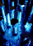Priorità bassa industriale Fotografia Stock Libera da Diritti