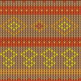 Priorità bassa lavorata a maglia senza giunte illustrazione di stock