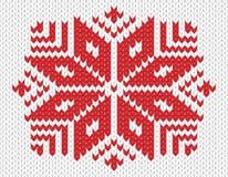 Priorità bassa lavorata a maglia senza giunte Immagini Stock Libere da Diritti