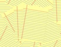 Priorità bassa legale di Yellow Pages. Fotografia Stock