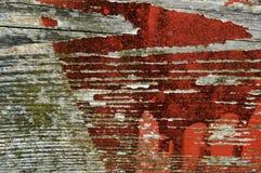 Priorità bassa, legno battuto tempo fotografia stock libera da diritti