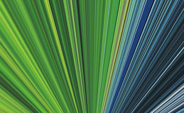 Priorità bassa lineare astratta di colore. Immagine Stock