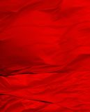 Priorità bassa luminosa dell'estratto della bandiera rossa. immagine stock