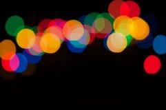 Priorità bassa luminosa di festa Fotografia Stock