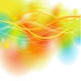 Priorità bassa luminosa multicolore royalty illustrazione gratis