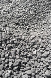 Priorità bassa a macroistruzione del carbone Fotografia Stock Libera da Diritti