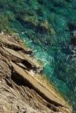 Priorità bassa marina fotografia stock