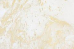Priorità bassa marmorizzata dorata del documento di riso Fotografia Stock