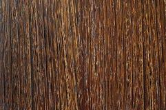 Priorità bassa marrone di legno Fotografia Stock Libera da Diritti