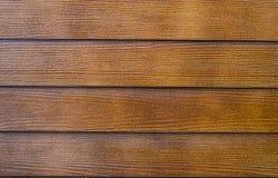 Priorità bassa marrone di legno Fotografie Stock Libere da Diritti