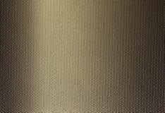 Priorità bassa metallica dell'oro Immagini Stock Libere da Diritti