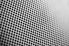 Priorità bassa metallica della maglia Fotografie Stock