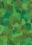 Priorità bassa militare Fotografie Stock
