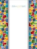 Priorità bassa multicolore Fotografie Stock Libere da Diritti