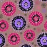 Priorità bassa multicolore del cerchio Fotografia Stock
