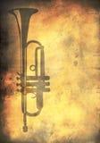 Priorità bassa musicale astratta illustrazione vettoriale